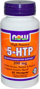 Now sports 5-HTP 200 мг 60 капс