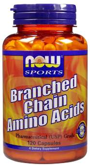 Now sports Branched Chain Amino Acids 60 капс