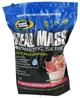 Gaspari Nutrition Real Mass Probiotic 5480 гр