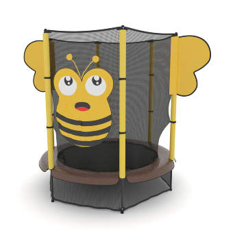 Батут UNIX line 4.6 ft BEE 140 cm