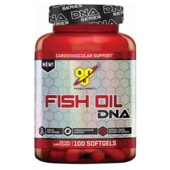 Bsn DNA Fish Oil 100 капс / 100 softgels