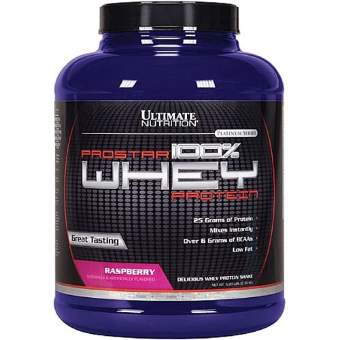 Ultimate Nutrition ProStar Whey Protein 2390 гр / 5lb / 2.39 кг