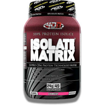 4 Dimension Nutrition Isolate Matrix 1372гр / 3lb