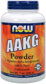 Now sports AAKG Pure Powder 200 гр