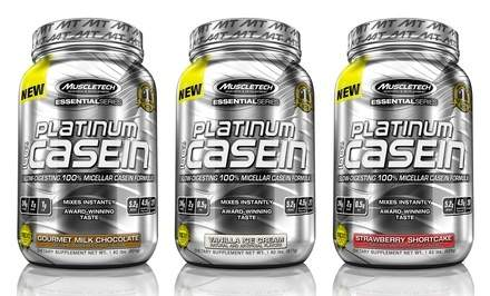 MuscleTech Essential 100% Casein 824 гр / 1.8lb