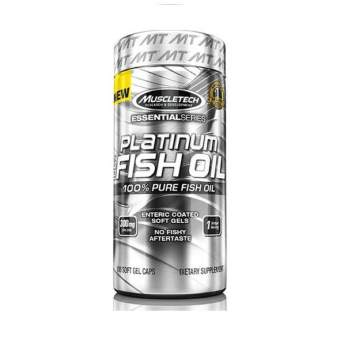 Muscletech Essential Fish Oil 100 caps / 100 капс