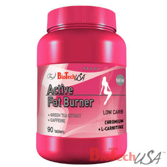 BioTech ACTIVE Fat Burner FOR WOMEN 90 таб.