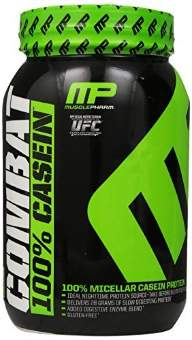 Musclepharm Combat 100% Casein 908гр / 2lb