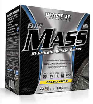 Dymatize Elite Mass Gainer 4540 гр