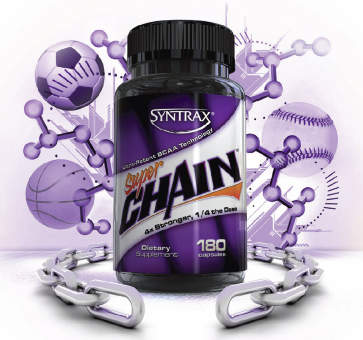 Syntrax Super Chain 180 капс / 180 caps
