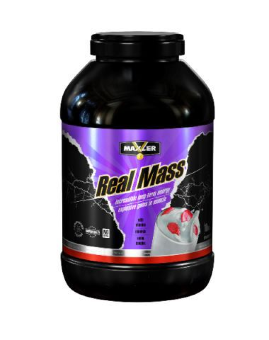 Maxler Real Mass 4000 4540 гр / 10lb / 4.54кг