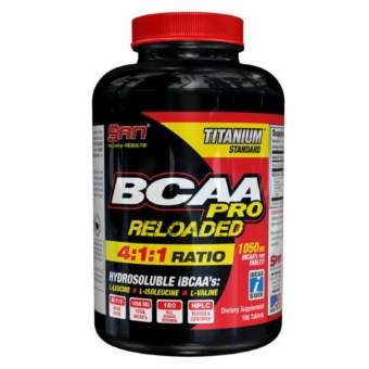 San Bcaa Reloaded 4:1:1 180 caps / 180 капс